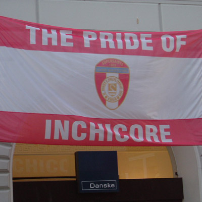 THE PRIDE OF INCHICORE