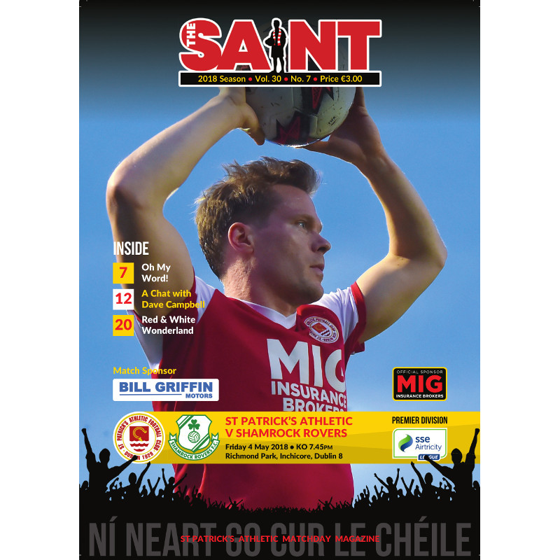 THE SAINT (VOL 30 #4)