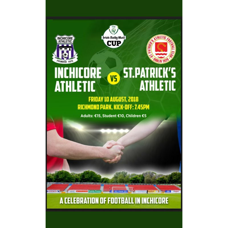 THE INCHICORE DERBY