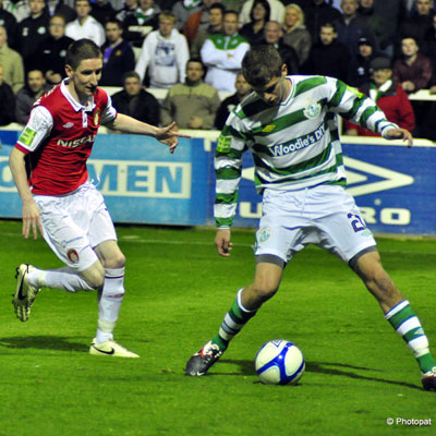 BERMINGHAM IN ACTION AGAINST ROVERS