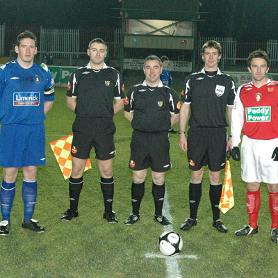 PLAYERS AND OFFICIALS