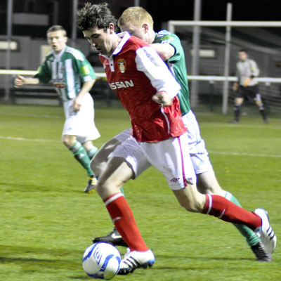 IAN DALY IN ACTION