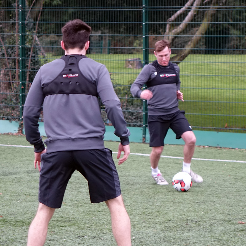 PAT CREGG IN PRE-SEASON TRAINING WEEK 2