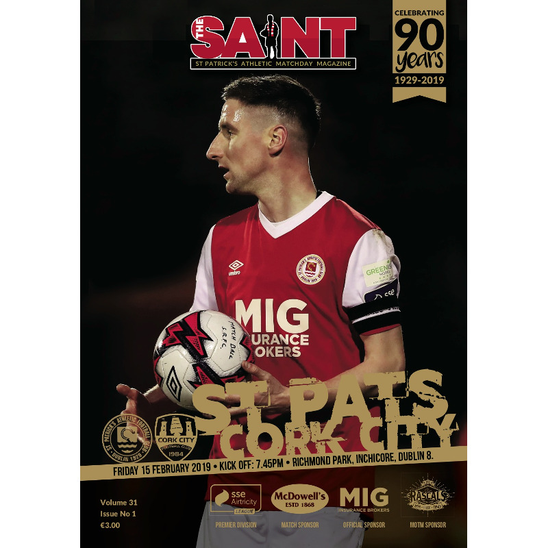 THE SAINT (VOL 31 #1)