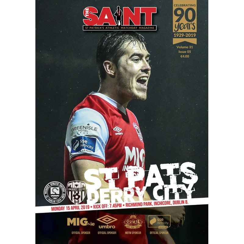 THE SAINT (VOL 31 #5)