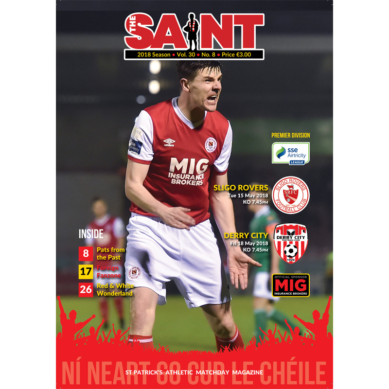 THE SAINT (VOL 30 #8)
