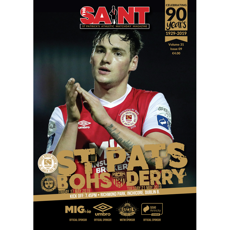 THE SAINT (VOL 31 #9)