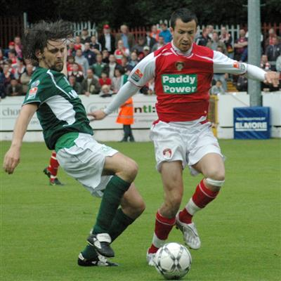FAHEY AND MAGUIRE IN ACTION