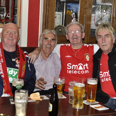 PADDY ECCLES AND FRIENDS