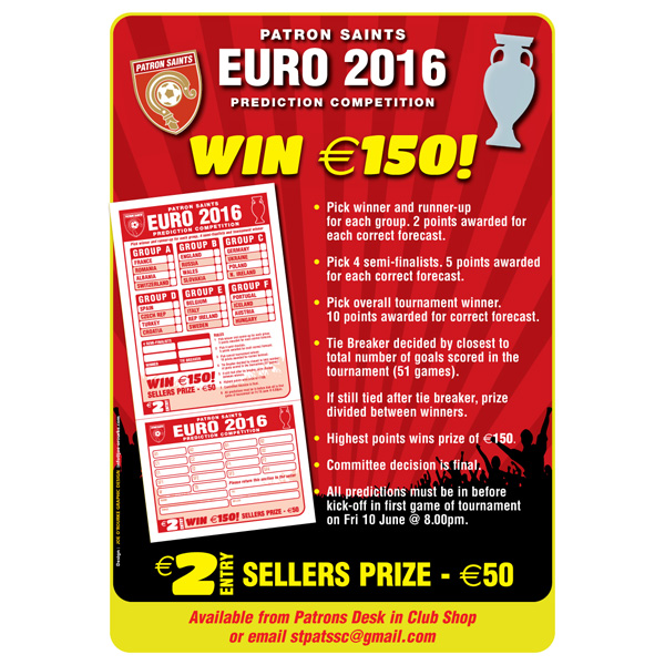 EURO 2016 PREDICTION COMPETITION