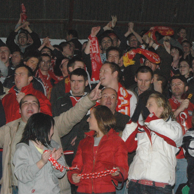 SAINTS CREATE MAGICAL ATMOSPHERE IN TOLKA