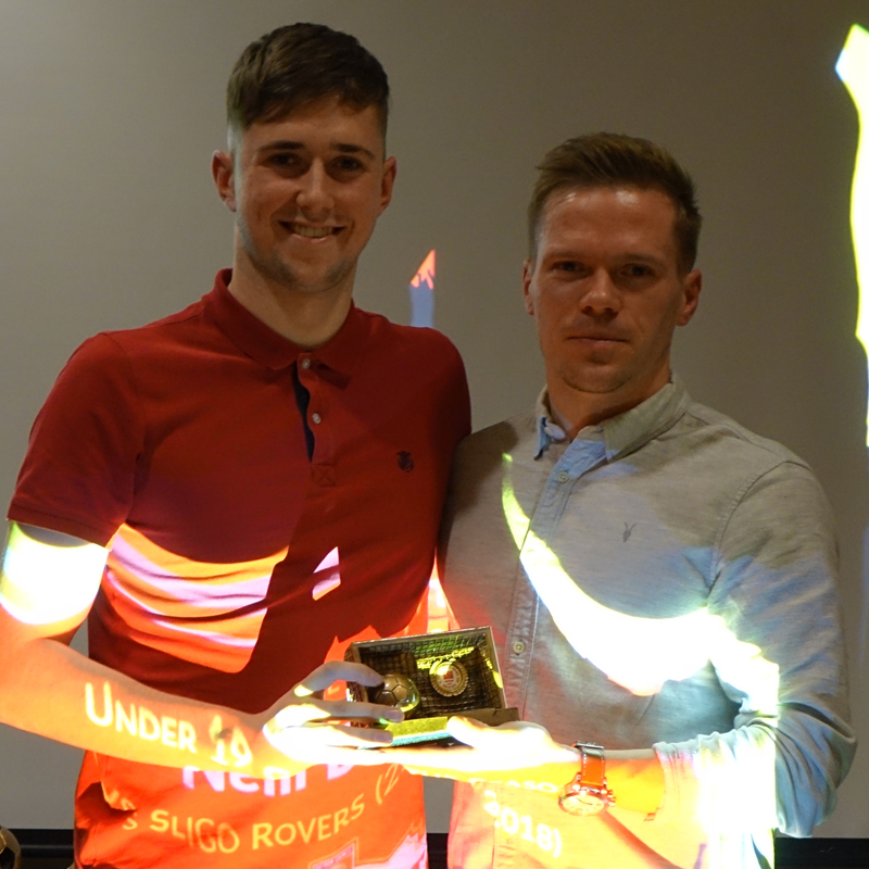 U19 GOAL OF THE SEASON: NEILL BYRNE