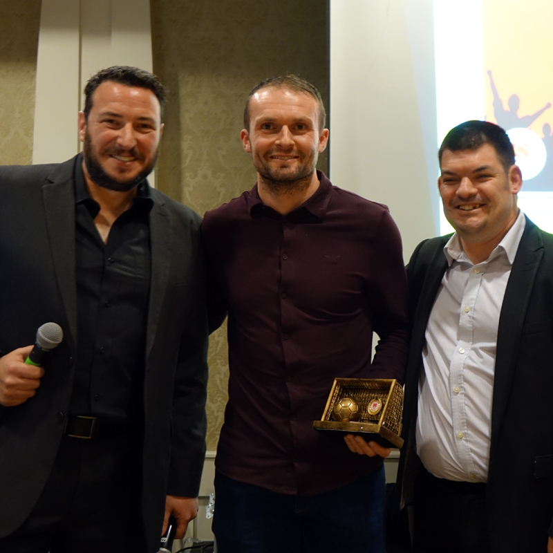 GOAL OF THE SEASON: CONAN BYRNE