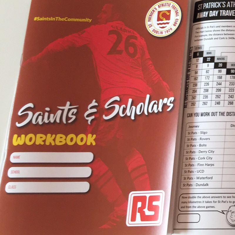 SAINTS AND SCHOLARS PROGRAMME