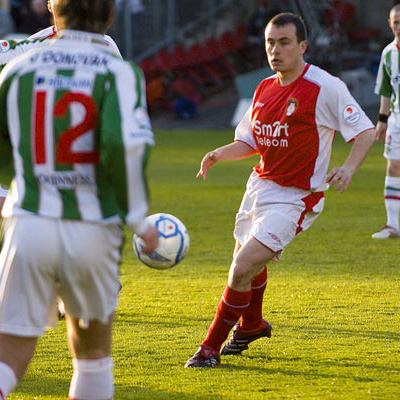 FOLEY IN ACTION AGAINST CORK CITY