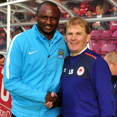 LIAM BUCKLEY AND PATRICK VIERA