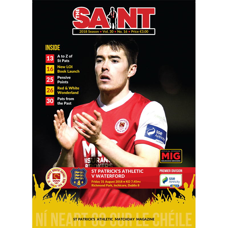 THE SAINT (VOL 30 #16)